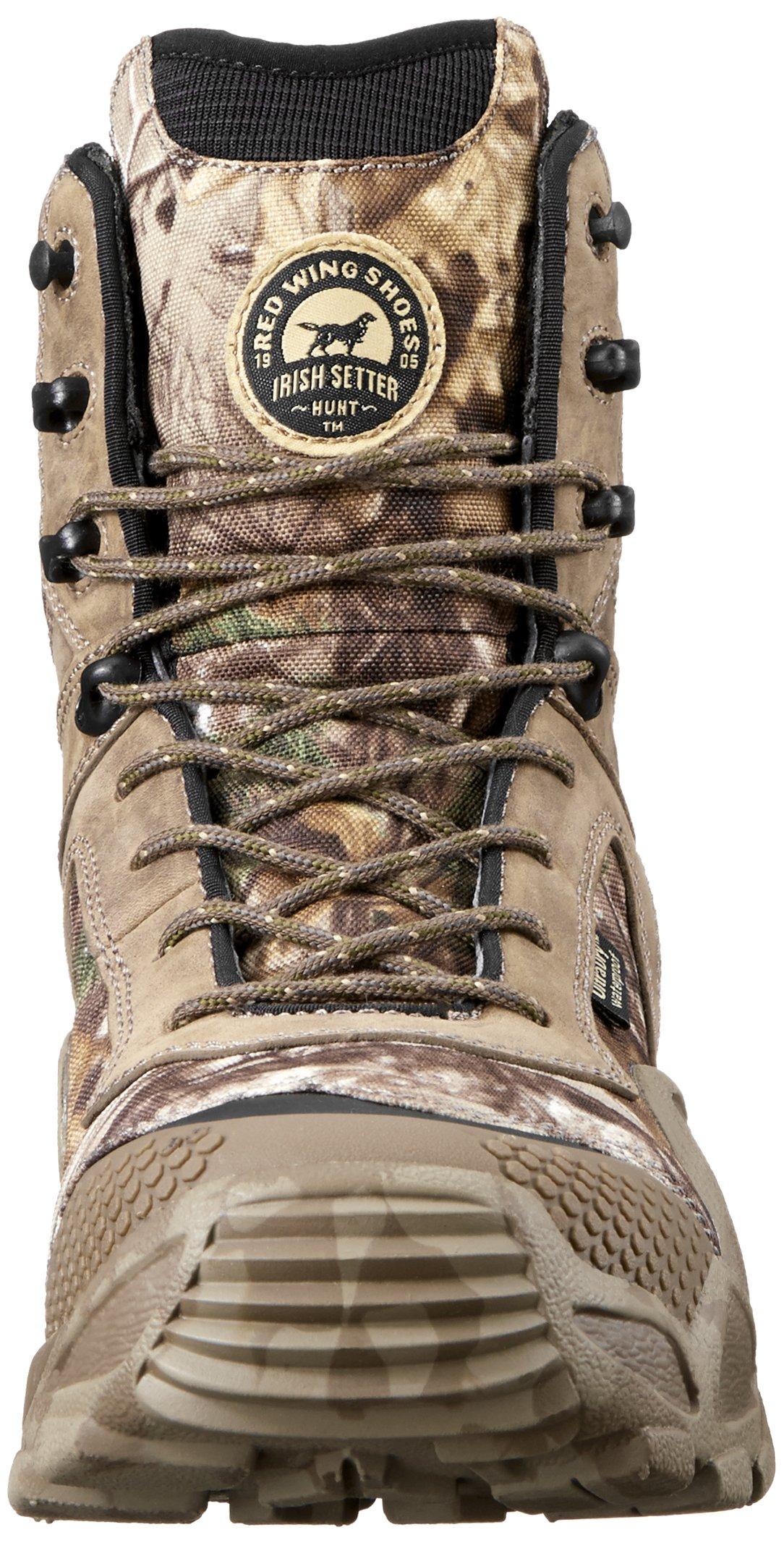 Irish Setter Men's 2870 Vaprtrek Waterproof 8'' Hunting Boot, Realtree Xtra Camouflage,9.5 D US by Irish Setter (Image #4)