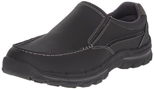 9ea167d69b102 Skechers Men's Braver Rayland Slip-On Loafer