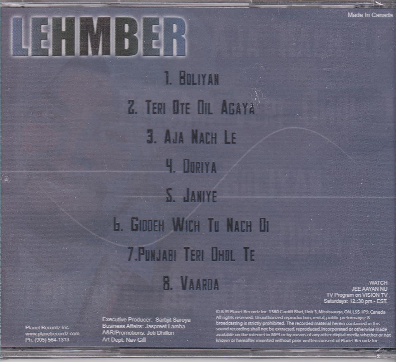 Lehmber Hussainpuri - Aja Nach Le - Lehmber Hussainpuri