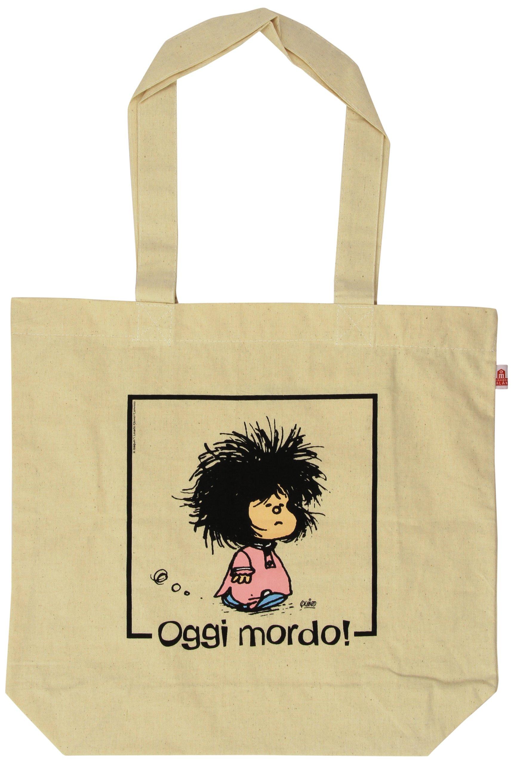 0dbb12e2a4 Mafalda Borsa Shopper Oggi Mordo: Amazon.it: Mafalda: Libri in altre lingue