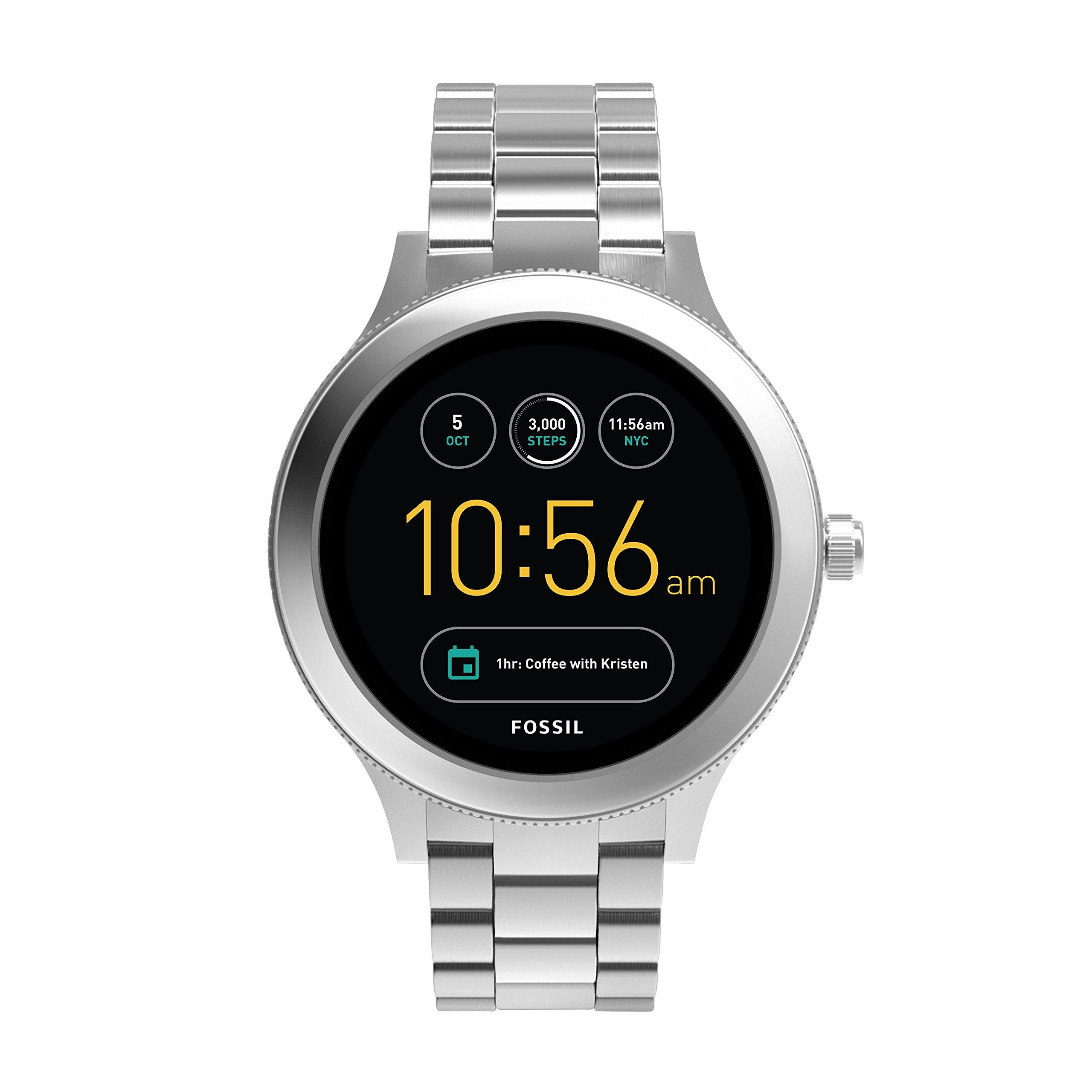 Fossil Gen 3 Smartwatch - Q Venture Stainless Steel FTW6003