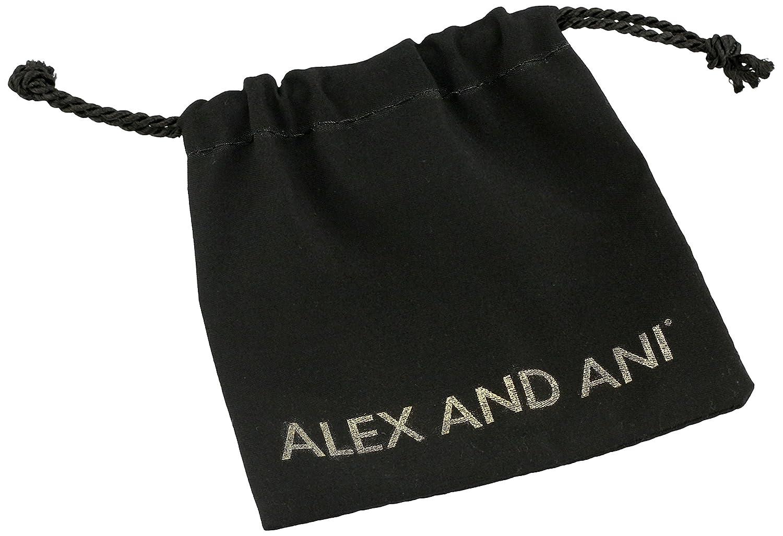 7.75 BBEB110RG Alex and AniBangle Bar Rafaelian Expandable Bracelet