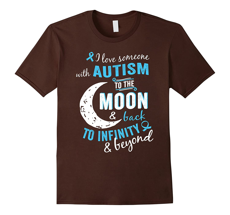 fc0067996f34 Autism Shirts - Autism Awareness Ribbon T-shirts Mom/Dad/Kid-alottee