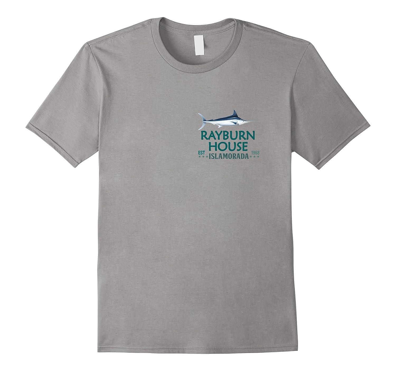 Rayburn House T-Shirt Islamorada Florida Classic Series Tee-BN