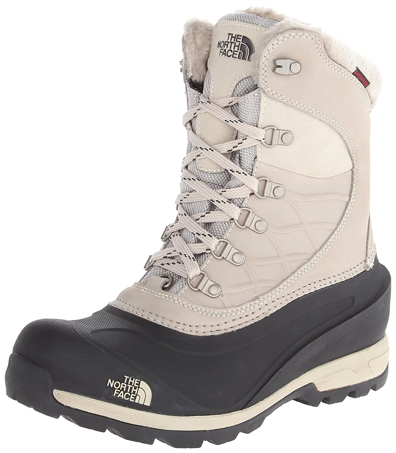 The North Face Womens Chilkat 400 B00HWCFFYK 7.5 B(M) US|Simply Taupe Brown/Tnf Black