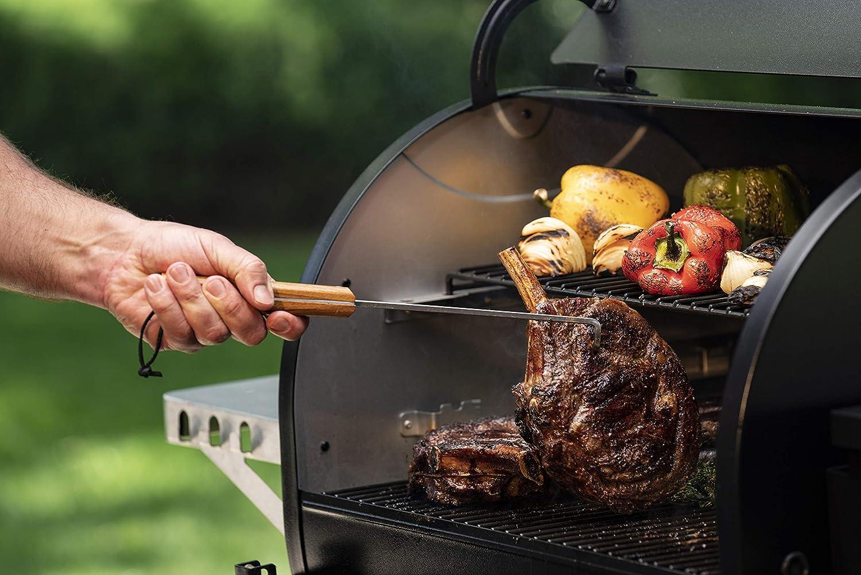 Traeger Pellet Grills BAC533 BBQ Pig Tail Accessory