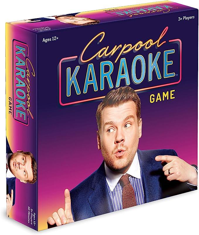 Big G Creative WW1017 Carpool Karaoke - Juego de Mesa: Amazon.es ...