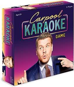 Amazon.es: Big G Creative WW1017 Carpool Karaoke - Juego de Mesa