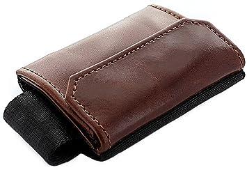53c3a67b83c06 JAIMIE JACOBS Minimalist Wallet Nano Boy Pocket Mini Wallet mit Zugband  Kreditkartenetui Mini Geldbörse Textil Kleiner