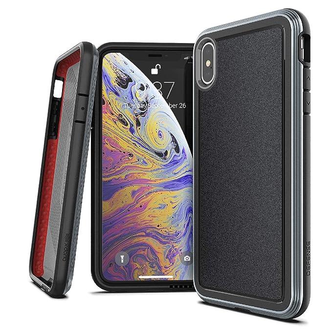 x doria clear case iphone xs max