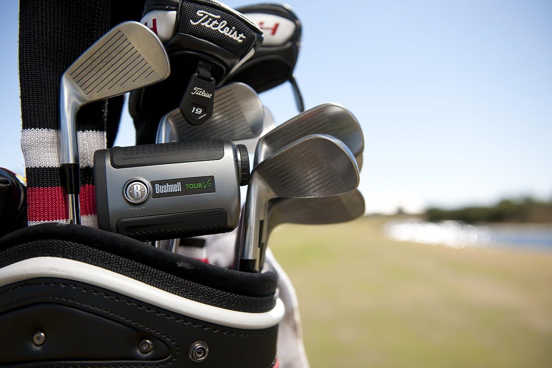 Entfernungsmesser Golf Bushnell : Bushnell laser entfernungsmesser tour v standard edition golf