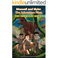 Maxwell and Myles The Adventure Files: The Jurassic Quest