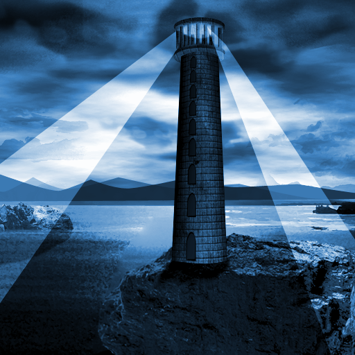 The haunted lighthouse tower of ghost : The Paranormal investigation by the skeptical team - Free Edition -