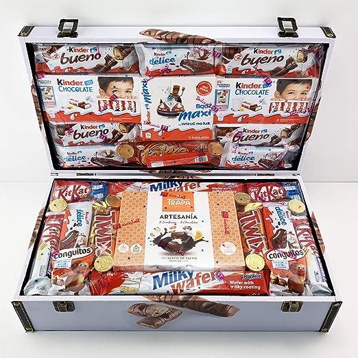 Cofre Regalo Kinder Grande - Kinder Bueno Tokke Kinder Chocolate ...