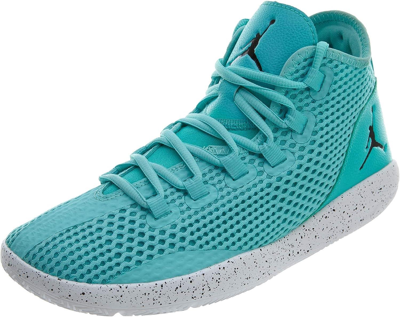 Artificial Examinar detenidamente Monje  Amazon.com | Nike Jordan Mens Jordan Reveal Hyper Turq/Black/Hyper Jd/White  Basketball Shoe 10 Men US | Basketball