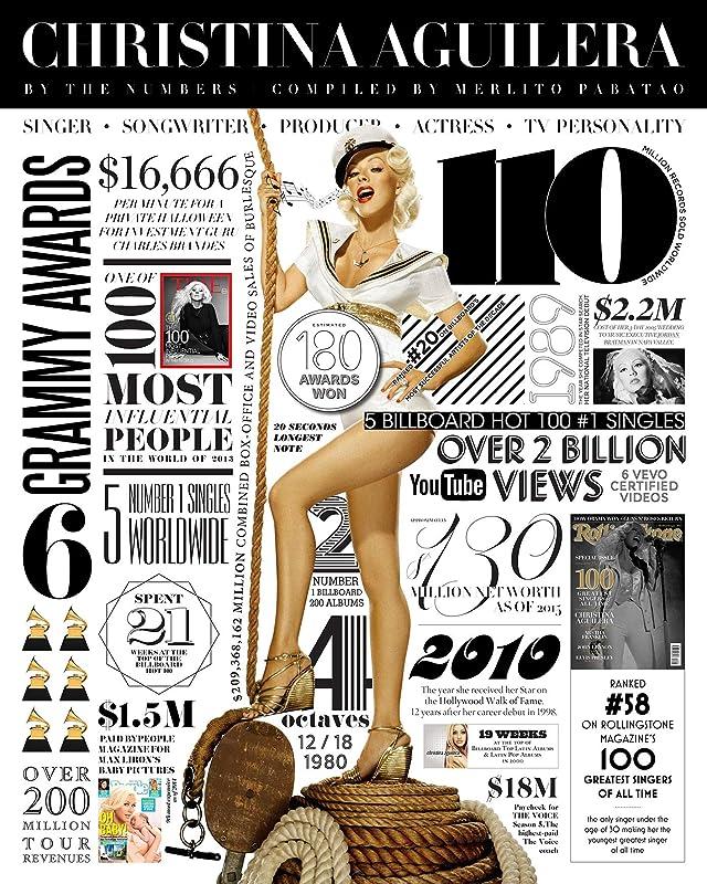 T458 Christina Aguilera The Liberation Tour Pop Music Cover Poster Art Print