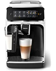 Philips Kaffeevollautomat mit LatteGo und SensorTouch Benutzeroberfläche