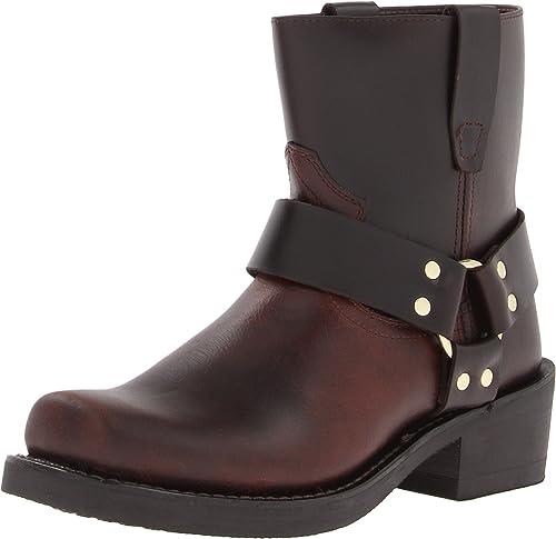 Durango Brown Harness Boot DB714-D130