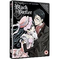 Black Butler Complete Series Box Set [DVD]
