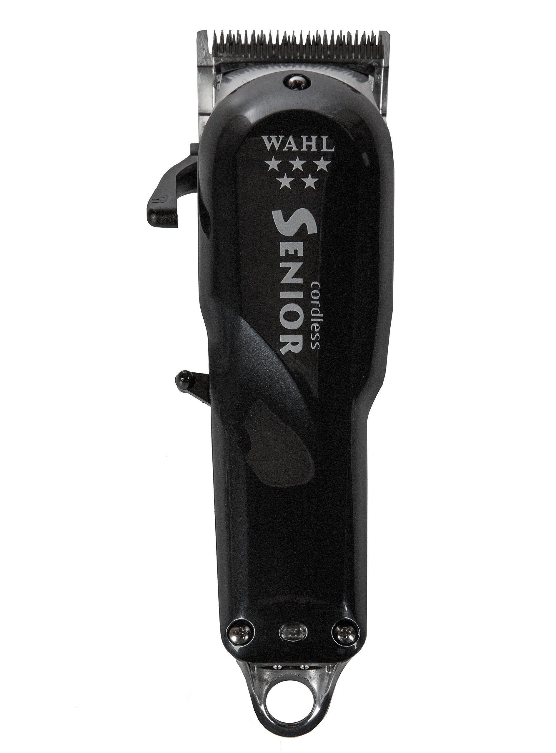 Wahl Professional 5-Star Series Cordless Senior Clipper #8504 – Great for Professional Stylists and Barbers – 70 Minute Run Time by Wahl Professional (Image #3)