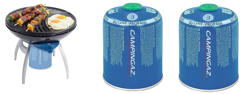 Campingaz Party Grill + 2 x CV 470 Plus