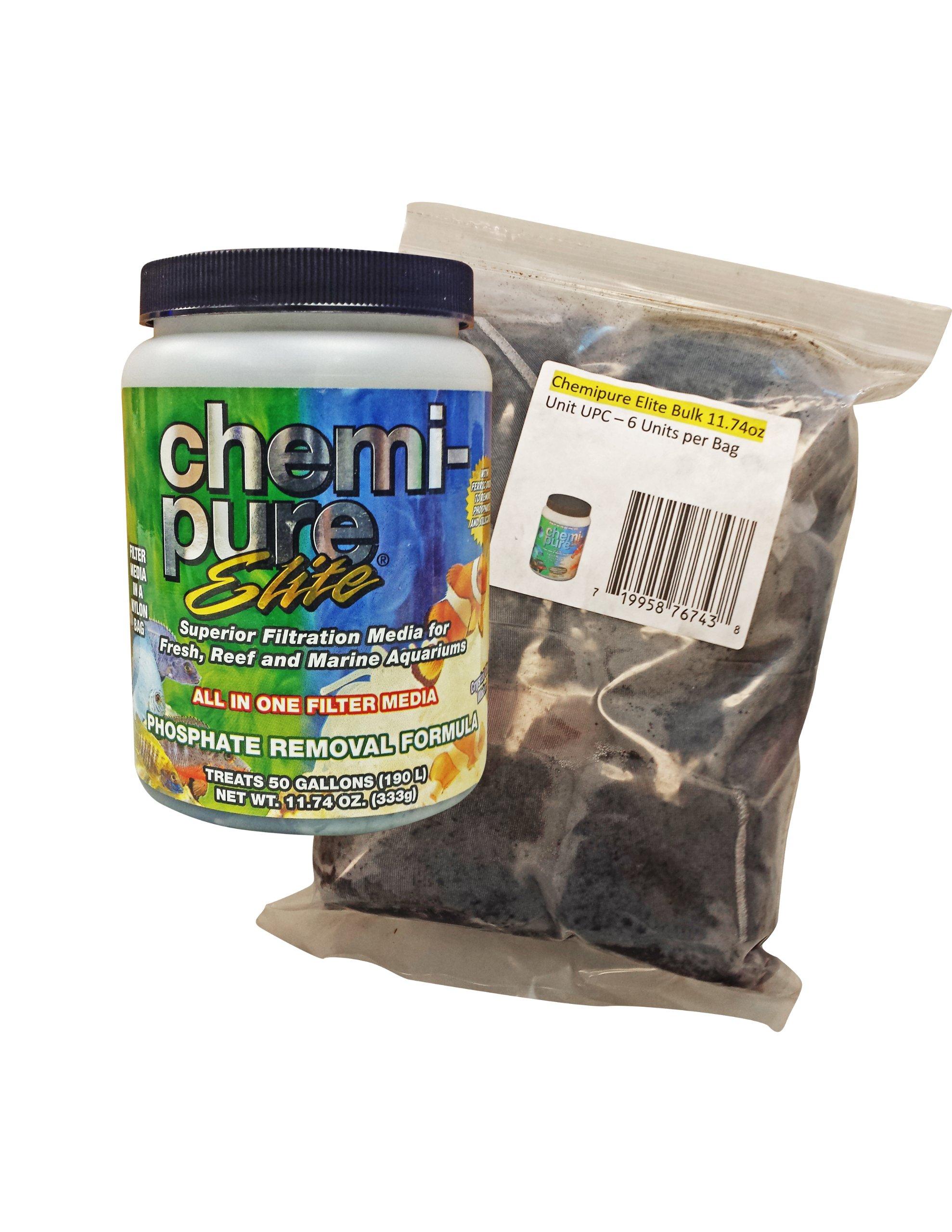 Boyd Enterprises ABE767438 Chemi Elite Bulk for Aquarium, 11.74-Ounce