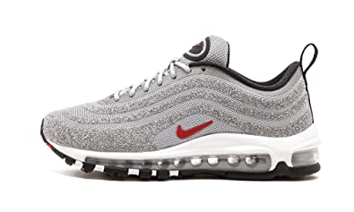 Silvervarsity Red Nike Womens Max 97 Metallic Swarovski Air Lx bgyYf76
