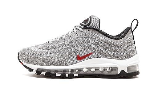 Nike Air Max 97, Sneaker Donna, Argento (Silver), 42 EU ...