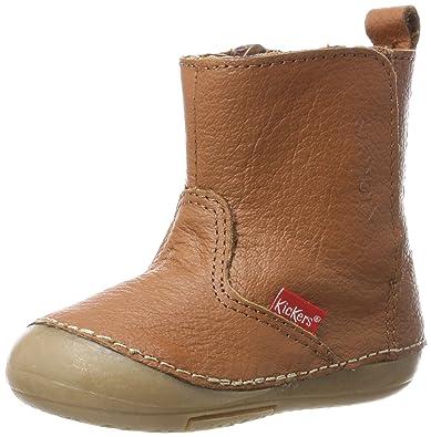 99c13d3478ede0 Kickers Socool, Bottes bébé Fille: Amazon.fr: Chaussures et Sacs