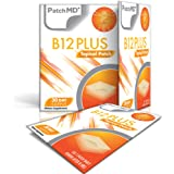 PatchMD - B12 Energy Plus Patches - 30 Days Supply