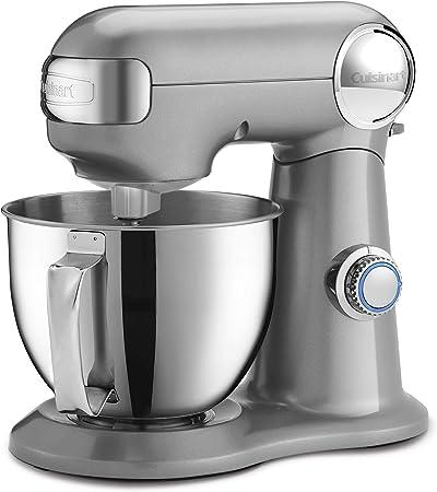 Cuisinart SM-35BC Precision Master Mezclador con soporte de 3.5 cuartos de galón: Amazon.es: Hogar