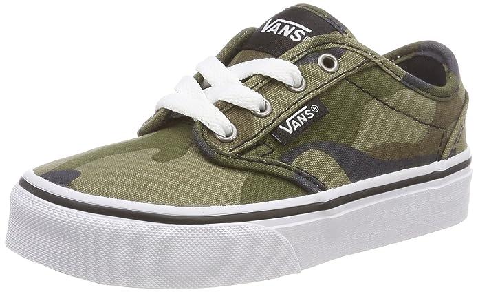 Vans Atwood Sneakers Jungen / Kinder Grün (Camouflage)