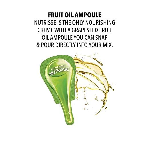 Garnier Nutrisse Ultra Color Nourishing Hair Color Creme, R3 Light Intense Auburn (embalaje puede variar)