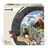 Schleich - 42261.0 - Kit De Dinosaures Avec Grotte