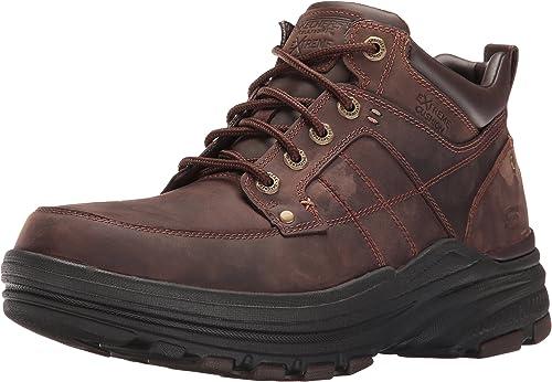 Skechers Men/'s   Relaxed Fit Holdren Lender Boot
