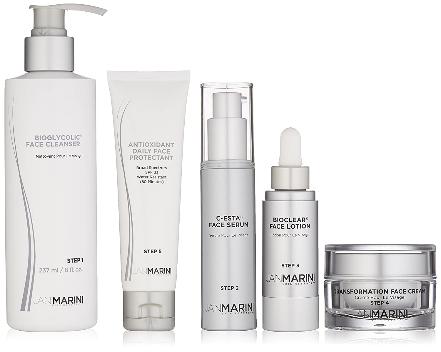 Jan Marini Skin Research Skin Care Management System - Normal/Combination