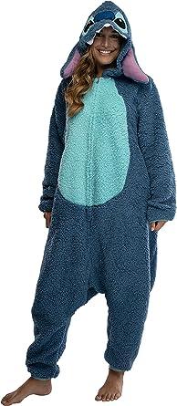 Disney Lilo & Stitch Disfraz de Sherpa para Cosplay de Kigurumi de ...
