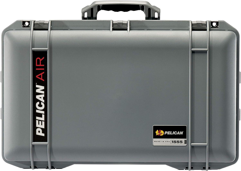 Pelican 1520 Camera Case With Foam Renewed Yellow
