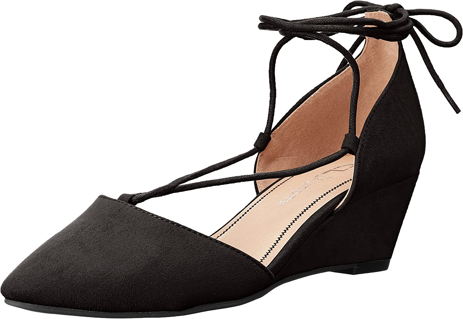 CL by Chinese Laundry Women's Trissa Ghillie Wedge Pump