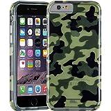 【 街に溶け込む 都市迷彩デザイン 】 Case-Mate 日本正規品 iPhone6s / iPhone6 4.7 inch 両対応 Urban Camo Case, Smoke Black / Camouflage アーバン カモ ケース, スモーク ブラック / 迷彩 CM033562