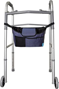 Right at Home On The Go Bag for Wheelchairs, Rollators, and Walkers