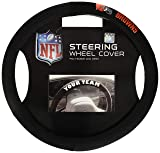 NFL Cleveland Browns Poly-Suede Steering Wheel