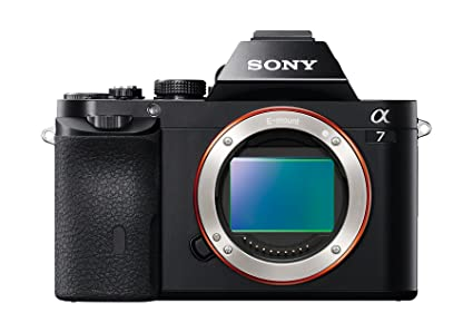 Amazon.com : Sony a7 Full-Frame Mirrorless Digital Camera - Body ...