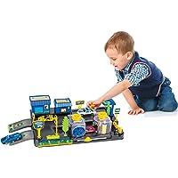 Lavacoches de juguete incluye2 coches de juguete