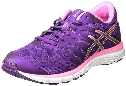 Asics Gel-Zaraca 4 - Women's Running Shoes - T5K8N 3393 - Purple/Silver