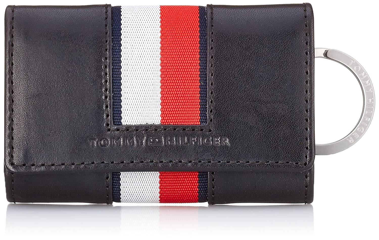 Tommy Hilfiger - Corporate Key Holder, Llaveros Hombre, Weiß ...