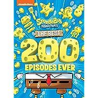 Spongebob Squarepants: The Best 200 Episodes Ever!