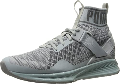 puma men's ignite evoknit cross-trainer shoe