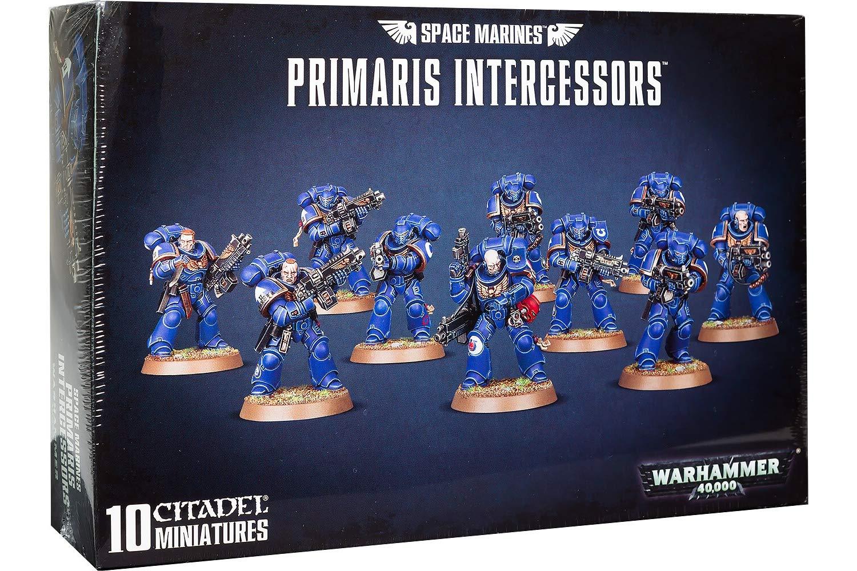Warhammer 40000 Space Marines Primaris Intercessors by Gamesworkshop by Games Workshop