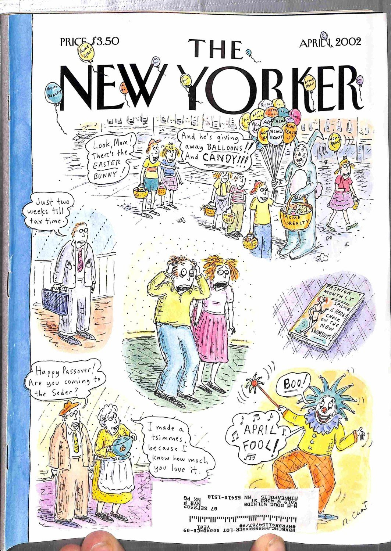 The New Yorker Magazine, April 1, 2002 ebook